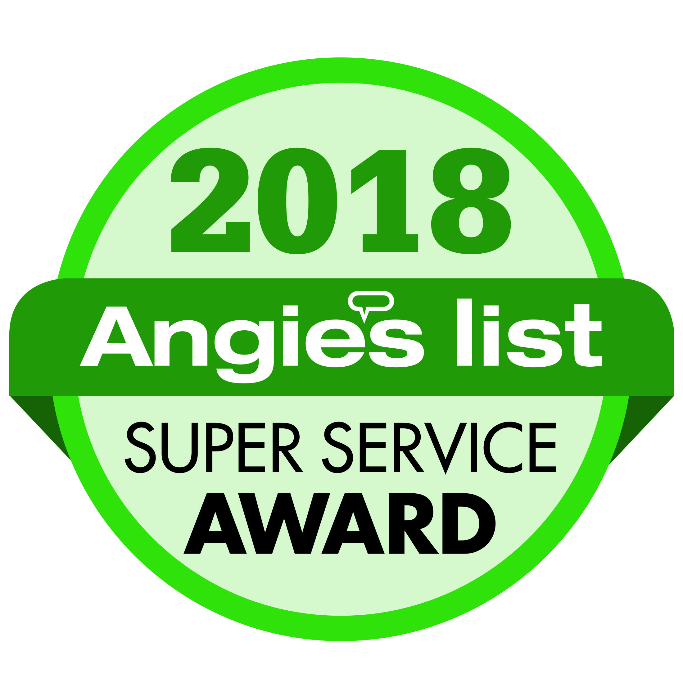2018 Angie's super service